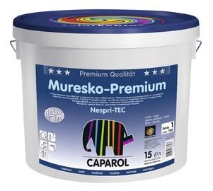 Fassaadivärv Caparol Muresko-Premium, matt, valge 5L