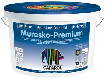 Fassaadivärv Caparol Muresko, matt, valge, 10 L