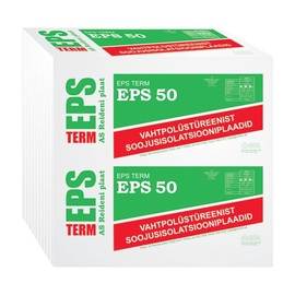 Vahtplast EPS 50, 25x1000x1200 / 0,6m³