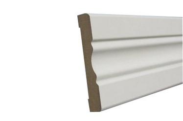 Uksepiirdekomplekt mdf 12x70 prof3 valge