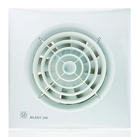 Ventilaator Soler&Palau Silent200CZ, 125mm, vaikne