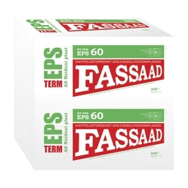 Vahtplast EPS 60 fassaad, 150mm / 0,54m³