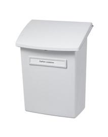 Postkast vahekaanega Orthex, plastik hall