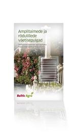 Väetisepulgad rõdulilledele ja amplitele Baltic Agro, 10tk