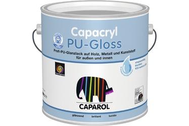 Akrüülvärv Capacryl PU-Gloss, läikiv, valge 2,4L
