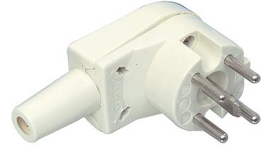 Jõupistik Perilex 3P+N+PE, 400/230V, valge
