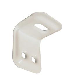 Mööblinurk Prof, valge, 30 mm, 20 tk