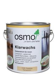 Õlivaha Osmo väärispuidule, 1101 0,75L värvitu