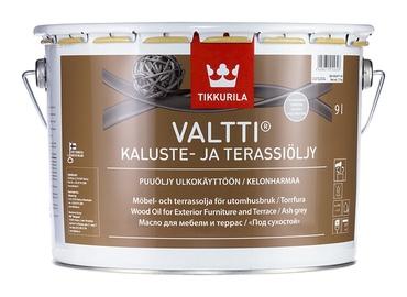 Mööbli- ja terassiõli Valtti, hall 9L