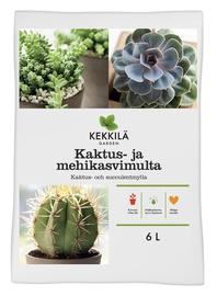 Kaktuse- ja sukulendimuld Kekkilä, 6 l