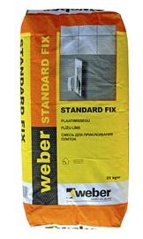 Plaatimissegu Weber Standard Fix 25kg