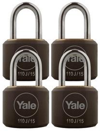 Tabalukk kohvrile Yale MS, 4tk