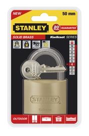 Tabalukk Stanley Standard, 50mm messing