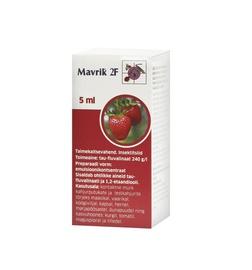 Taimekaitse Mavrik, kahjurite tõrjevahend, 5ml