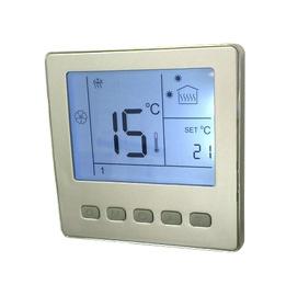 Termostaat LCD, 230V, hõbedane