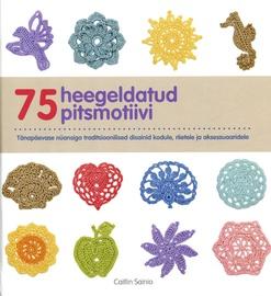 75 heegeldatud pitsmotiivi