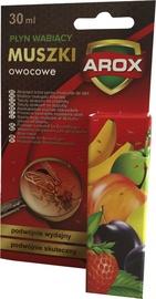 Äädikakärbse püünis-pirn täitevedelik Arox, 30ml