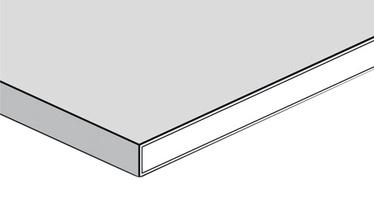 Kipsplaat Norgips Floor 13, põrandale, 0,9x2,0m