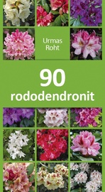 Raamat ''90 Rododendronit''