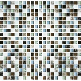 Sienų danga 7058 Mosaic Iceland, 48 x 95.5 cm