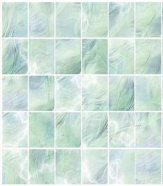 "SIENŲ DANGA PVC ""9505 PEARL GREEN"""