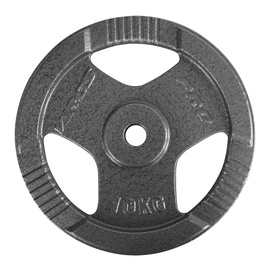 Diskinis svoris grifui VirosPro Sports, 10 kg, ketaus