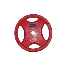 Svaru disks gumijots, VirosPro Sports, 5 KG