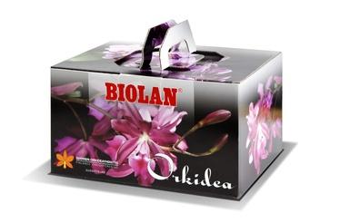 Augsnes komplekts orhidejām Biolan 5,5L
