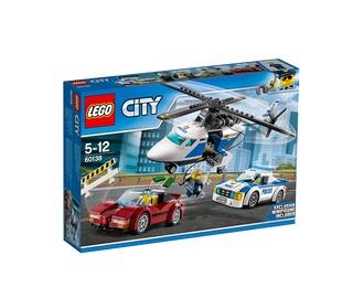 Konstruktor Lego City 60138 Kiire tagaajamine