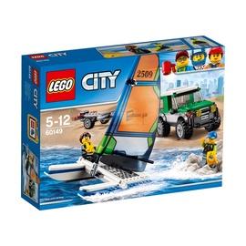 Konstruktorius LEGO City, Visureigis su katamaranu 60149