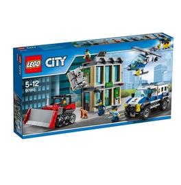 Konstruktorius LEGO City, Įsilaužimas buldozeriu 60140