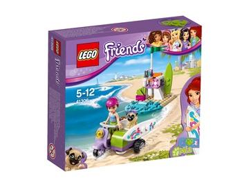 Konstr LEGO Friends, Mijos paplūdimio mopedas 41306