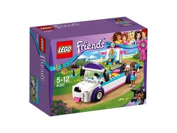 Konstruktors Lego Friends, kucēnu izstāde