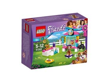 Konstruktorius LEGO Friends, Šuniukų grožio salonas 41302