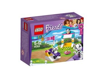 Konstruktorius LEGO Friends, Šuniukų skanėstai ir triukai 41304