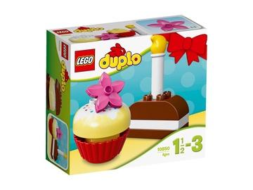 Konstruktorius LEGO Duplo, Mano pirmieji pyragai 10850