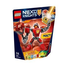 Konstruktors Lego Nexo Knights, Meisijas cīņas tērps