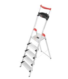 Mājsaimniecības kāpnes Hailo Comfortline XXR 106cm, 5pak.