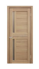 Durvju vērtne Omic Cortex Deco 01, 700x2000mm, PVC, tobacco ozols