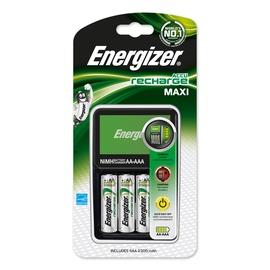 Akumuliatorių kroviklis Energizer Maxi, 4AA 2300 mAh akumuliatoriai