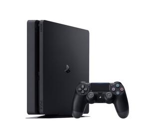 Žaidimų kompiuteris Sony Playstation 4 Slim 1TB + 3 žaidimai