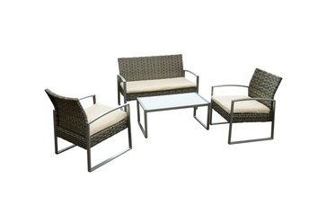 Sodo baldų komplektas Domoletti Lazy lounge