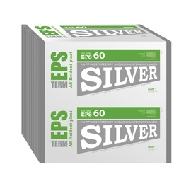 VAHTPLAST EPS60 SILVER 150X600X1000MM