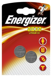 Liitiumpatareid Energizer CR2032, FSB2