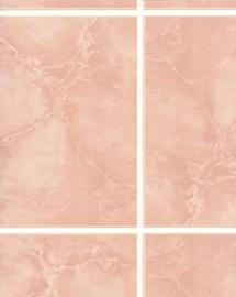 Niiskuskindel seinakate RIVERA, 17x21 roosa marmor