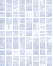 Niiskuskindel seinakate RIVERA, 2x2 sinine mosaiik