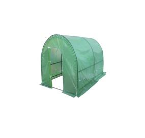 Kasvuhoone GH009, 300x600x200 cm, roheline