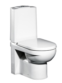 WC POTT ARTIC DUO 4310 3/6L TAHAJ. PL-GA