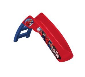 Plastikinė čiuožykla 'Spiderman' 139x43x72 cm