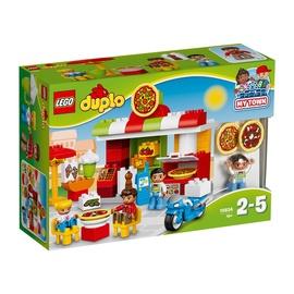 Konstruktorius LEGO Duplo, Picerija 10834